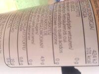 Bio Shoyu 500ML - Informations nutritionnelles - fr