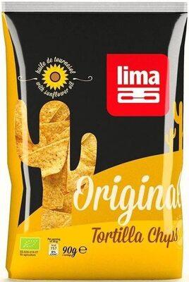 Original Tortilla Chips - Produit - fr