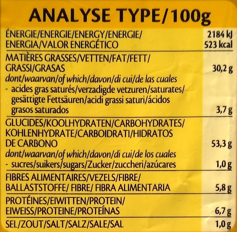 Original Tortilla Chips - Informations nutritionnelles - fr