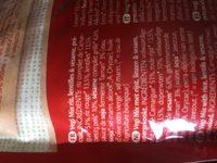 VEGI MIX riz, lentilles, sésame - Ingredients