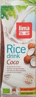 Rice Drink Coco - Product