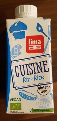 RICE RIZ CUISINE - Product - fr