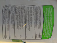 Lentil chips original - Nutrition facts - en