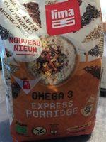 Porridge express OMEGA 3 - Produit - fr