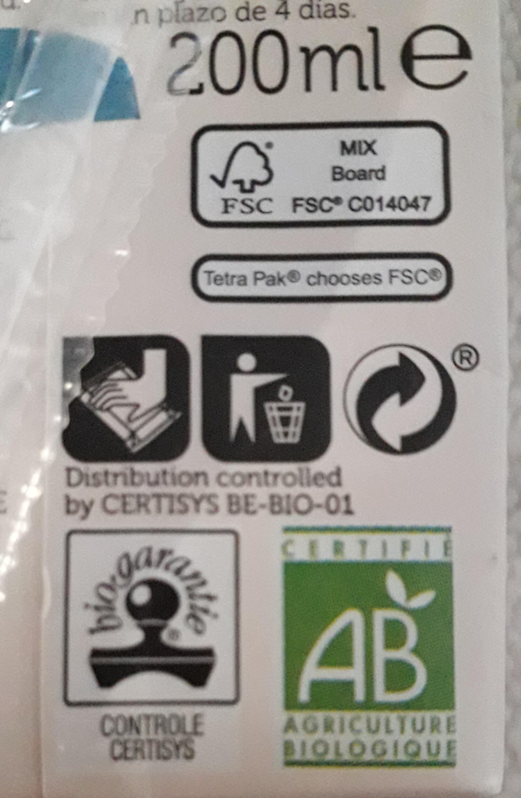Drink coco - Instruction de recyclage et/ou informations d'emballage - fr
