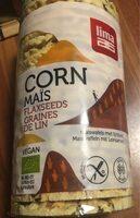 Corn Mais Flaxseeds Graines de lin - Produit - fr