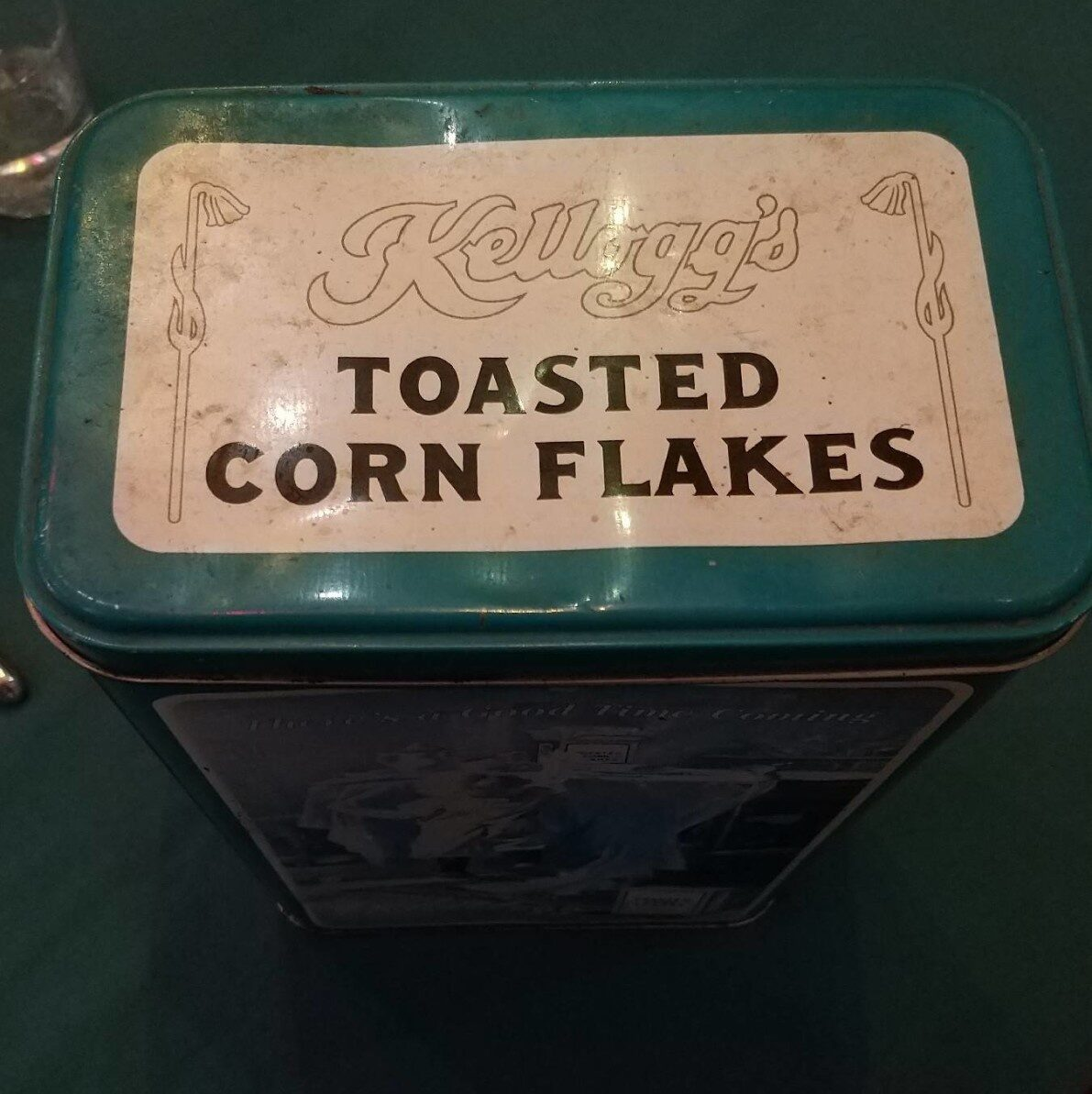 Toasted- Corn Flakes - Product