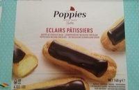 Éclairs Pâtissiers Nappés au Chocolat Belge - Produit - fr