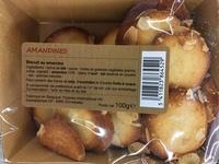 Amandines - Produit - fr