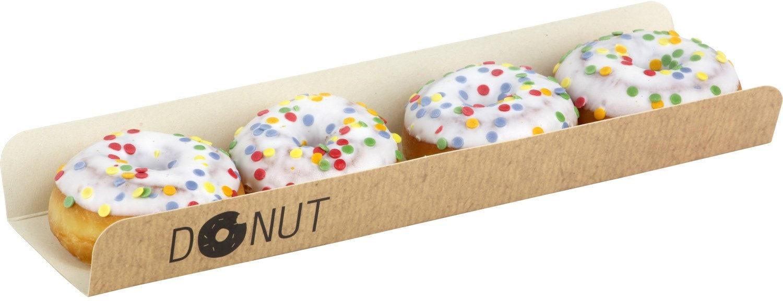 4 mini donut's - Produit - fr