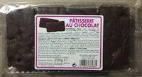 Patisserie au chocolat (Brownie) - Produit - fr