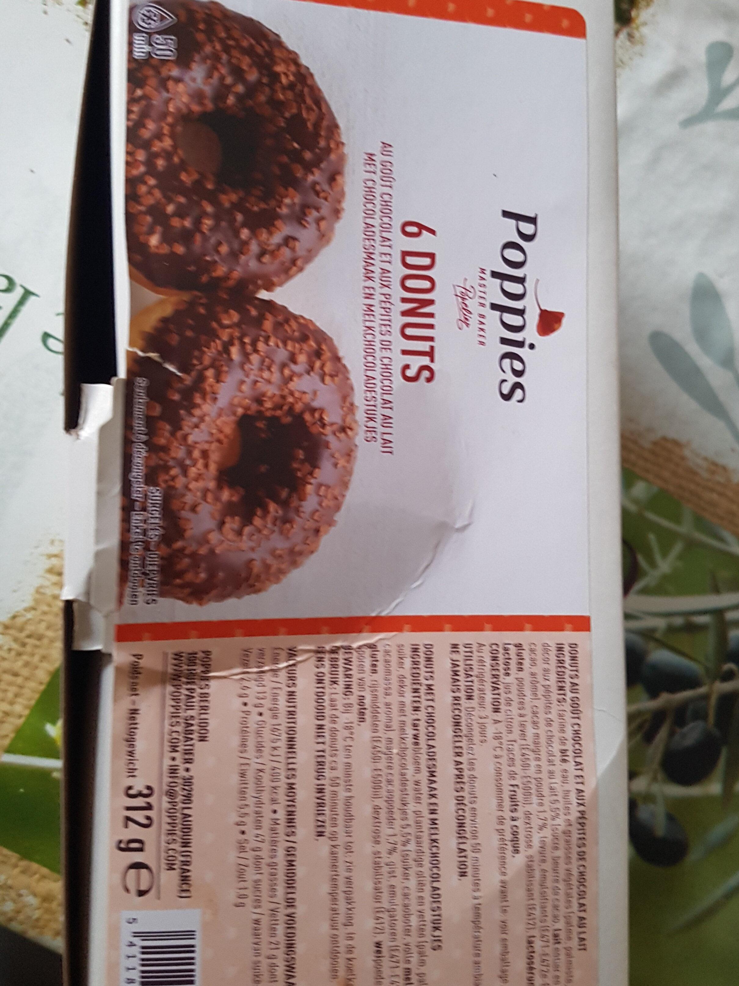 Donuts - Produit - fr