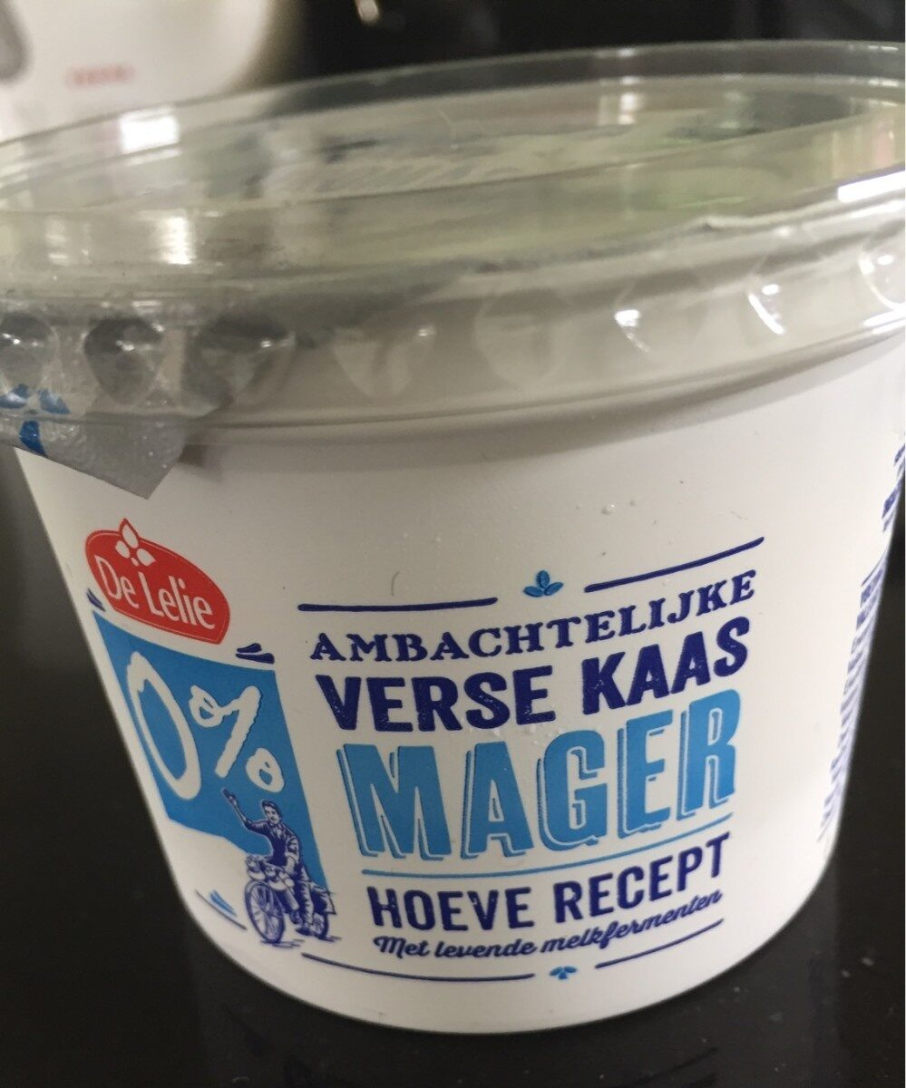 Fromage blanc maigre - Product - fr