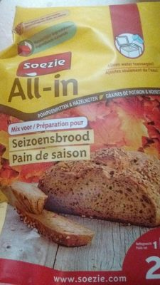 Pain de saison - Product