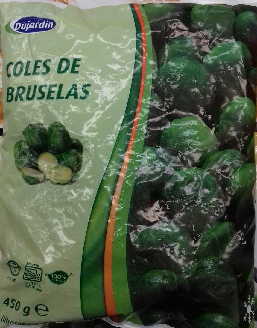 Coles de bruselas - Producto