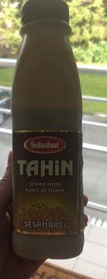 Tahin - Produit