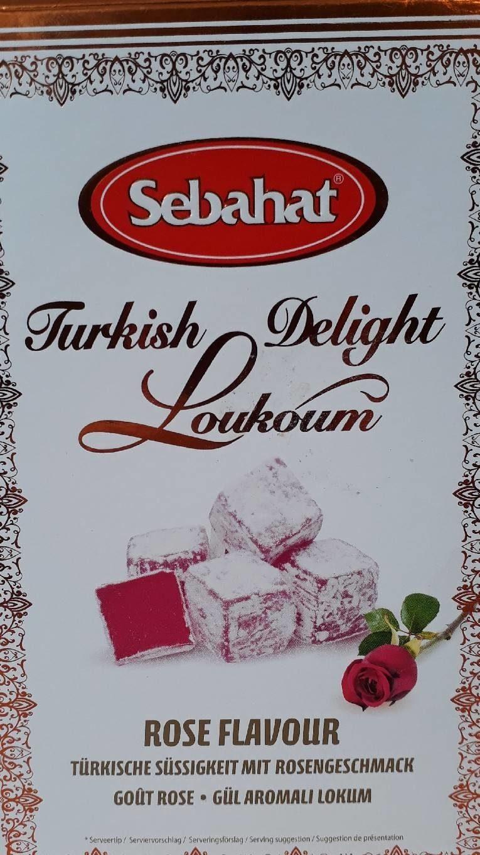 Sebahat Turksfruit Rozen - Produit - en
