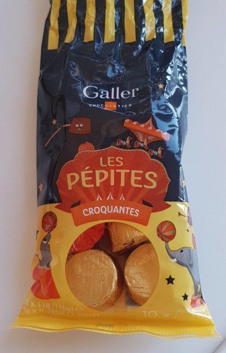 Les pépites croquantes - Produit - fr
