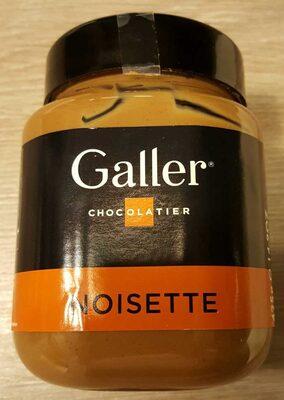 Pâte à tartiner Noisette - Product - nl