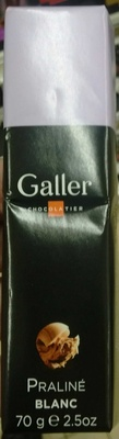 Bâton Galler Praliné-Blanc - Product - fr