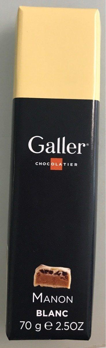 Bâton Galler Manon-Blanc - Product - fr