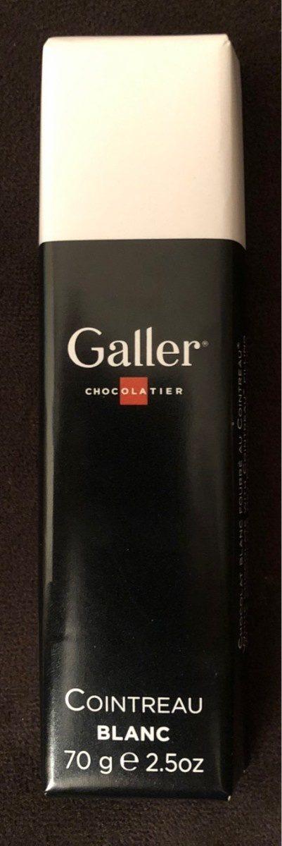 Bâton Galler Cointreau-Blanc - Produit - fr