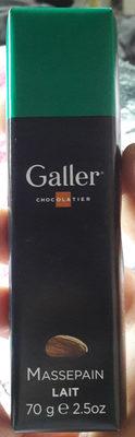 Bâton Galler Massepain-Lait - Product