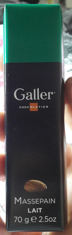 Bâton Galler Massepain-Lait - Product - fr