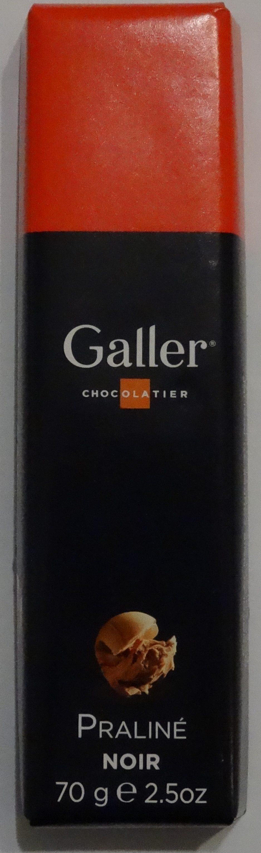 Bâton Galler Praliné-Noir - Product