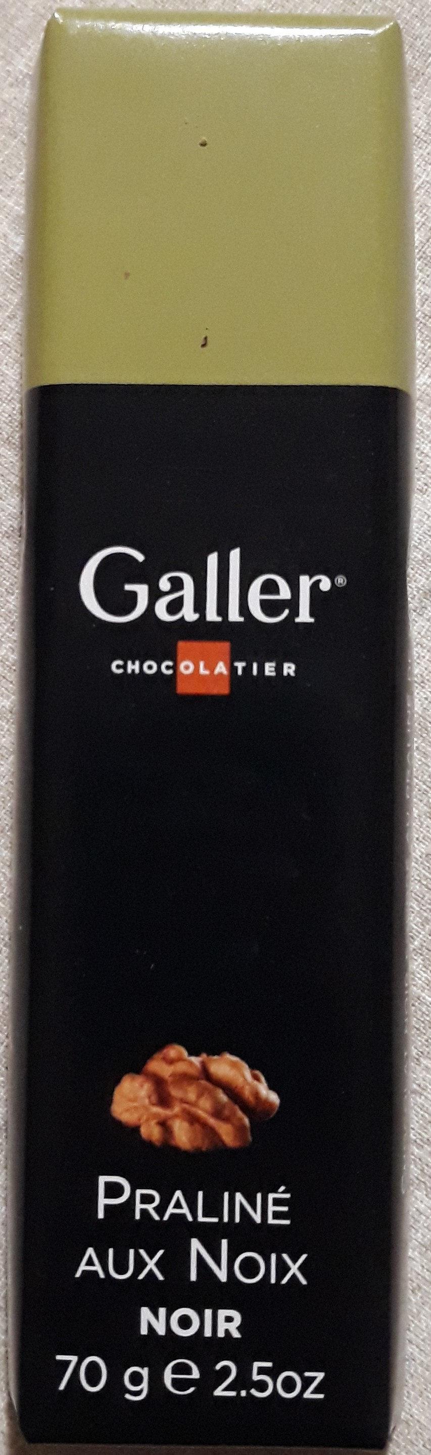 Bâton Galler Praliné aux noix-Noir - Produit - fr