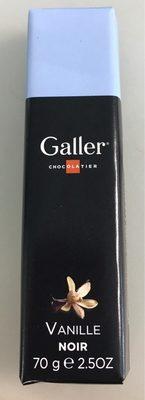Bâton Galler Vanille-Noir - Product - fr