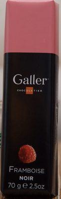 Bâton Galler Framboise-Noir - Product - fr