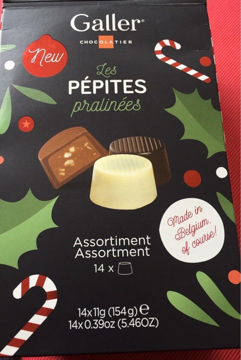 Pepites pralinees - Produit - fr