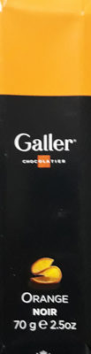 Bâton Galler Orange-Noir - Product