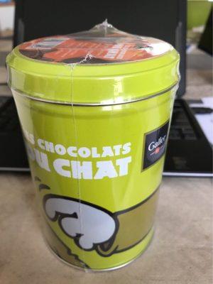Les chocolats du chat - Produit - fr
