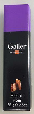 Bâton Galler Biscuit-Noir - Product