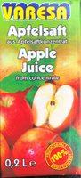 Appel juice - Product