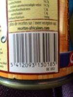 Guinea's lait de coco - Product - fr