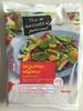 Légumes vapeur assaisonnés - Trio de haricots et poivrons - Product