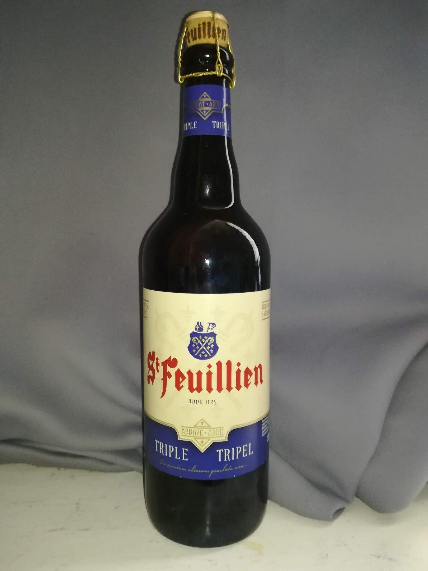 St Feuillien Triple - Product