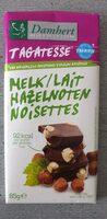 Damhert hazelnoten - Product - fr