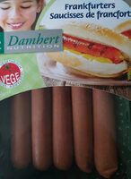 Saucisses de Francfort - Product - fr