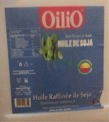 Oilio - Produit - fr