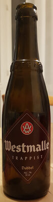 Westmalle Double Brune - Product - fr