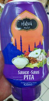 Sauce Pita - Produit