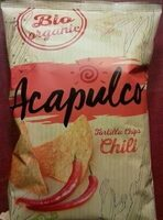Tortilla Bio Chips Chili - Produit - fr