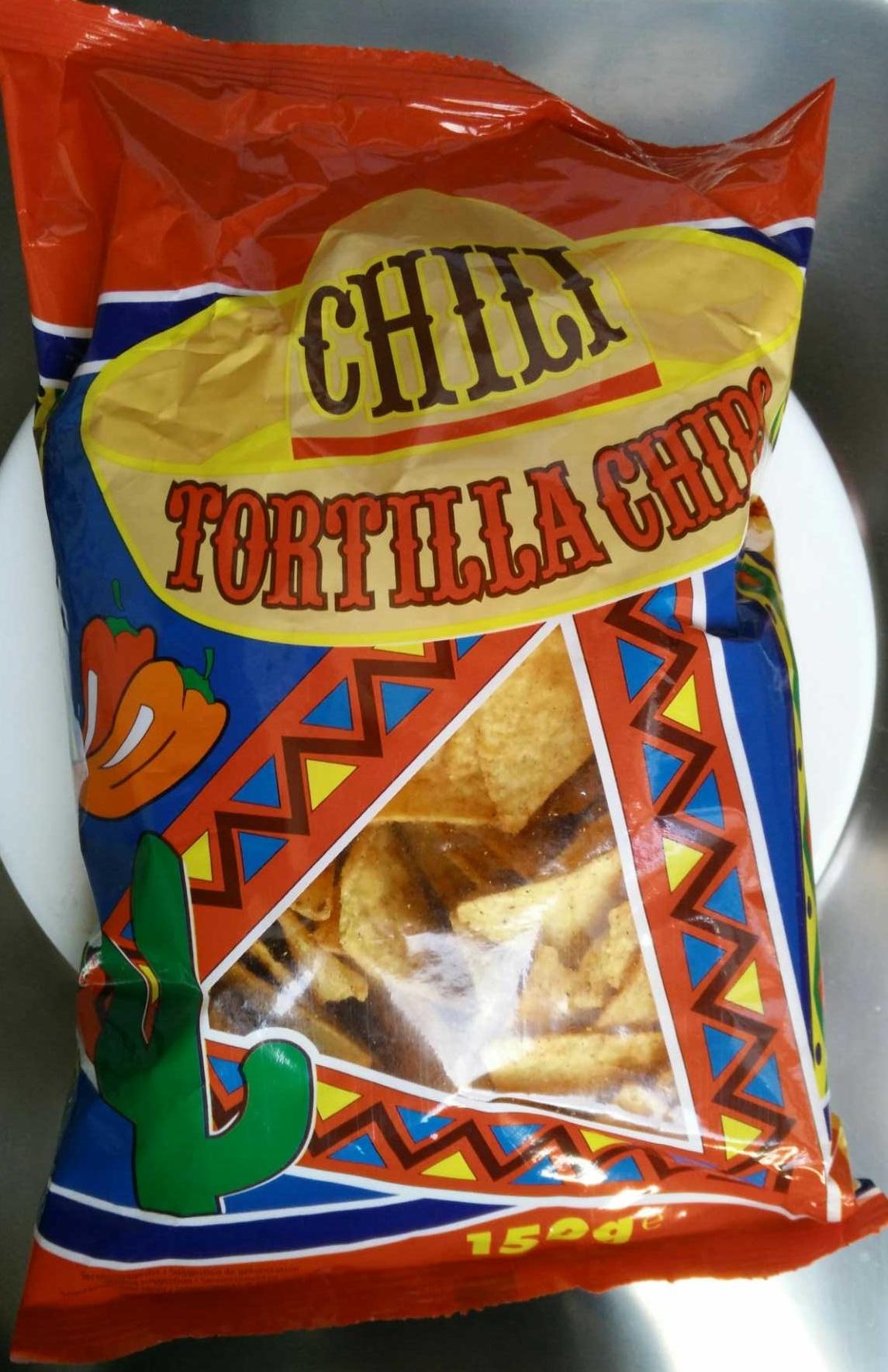 Chili Tortilla Chips - Produit