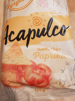 Tortilla Bio Chips, Paprika Chips - Product - fr