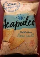 Tortilla chips Sea Salt - Produit - fr