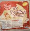 18 tortillas dürüm - Producto